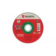WURTH rezný kotúč na oceľ 125*1mm