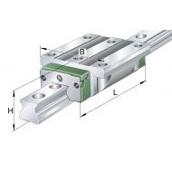 Koľajnica HSV20 RAIL THK