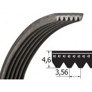 Drážkový remeň 4PK 595 SKF