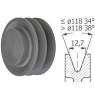 Klinová remenica hliníková predvŕtaná SPA 300/3