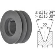 Klinová remenica pre upínacie púzdro SPC 530/8 TB 5050