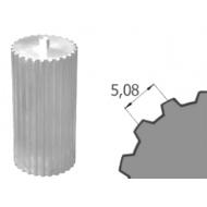 Ozubená tyč XL Z=31/200 hliník