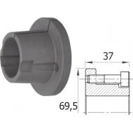 Upínacie púzdro P3825 D=19 System-P