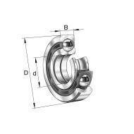 Ložisko QJ 211 N2MA/C2L SKF